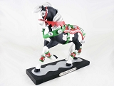 Jingle All The Way Pony - Christmas Bells - Holiday 2019 Trail of Painted Ponies - Resin Figurine